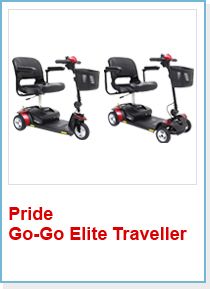 Pride Go-Go Elite Traveller