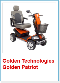 Golden Tech Golden Patriot
