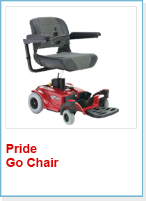 Pride Go Chair