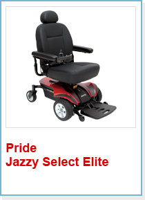 Jazzy Select Elite